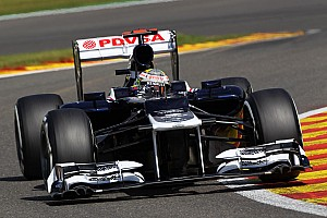Formula 1 Preview Williams will use hard and medium tires on Italy GP
