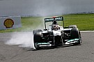 Schumacher escapes grid penalty after Spa gearbox problem