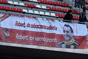 Formula 1 Rumor Kubica eyes 2014 for F1 return