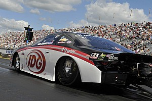 NHRA Race report Upstart Connolly wins U.S. Nationals title for third time in his career