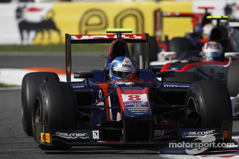 Double Podium for Isport in Monza