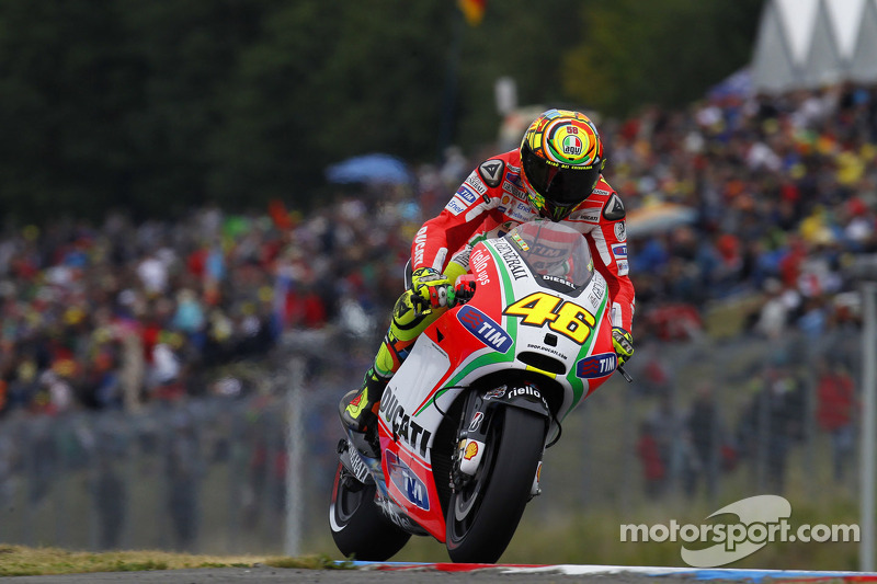 Ducati Team back with both riders for for Misano