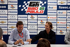 WEC Special feature  OAK Racing stages successful Sao Paulo exhibition