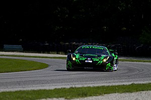 ALMS Qualifying report Van Overbeek and Extreme Speed Motorsports earn first career GT pole