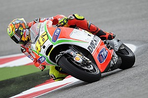 MotoGP Qualifying report Good qualifying session for Rossi at Misano, Hayden slowed by injured hand