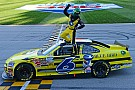 Stenhouse Jr. scores Roush Fenway's first win at Chicagoland