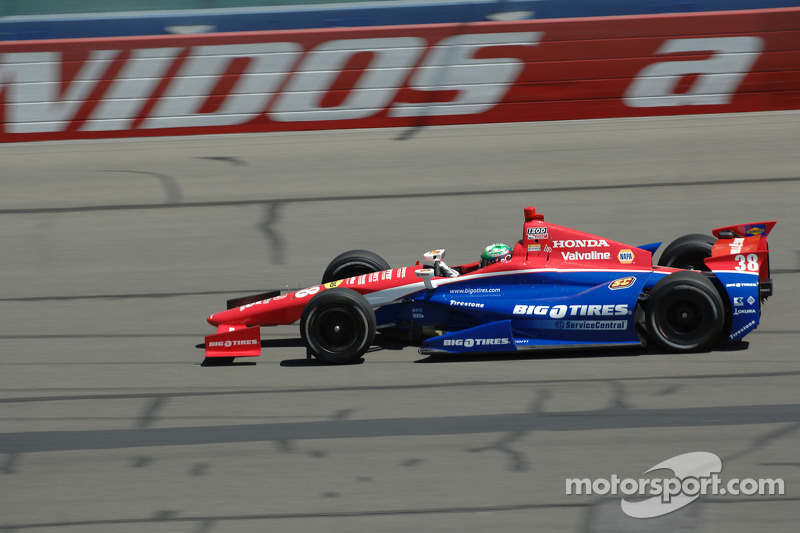 Rahal finishes sixth in Ganassi Honda at season finale in Fontana