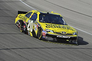 NASCAR Cup Race report Logano powers way to seventh-place finish at Chicagoland