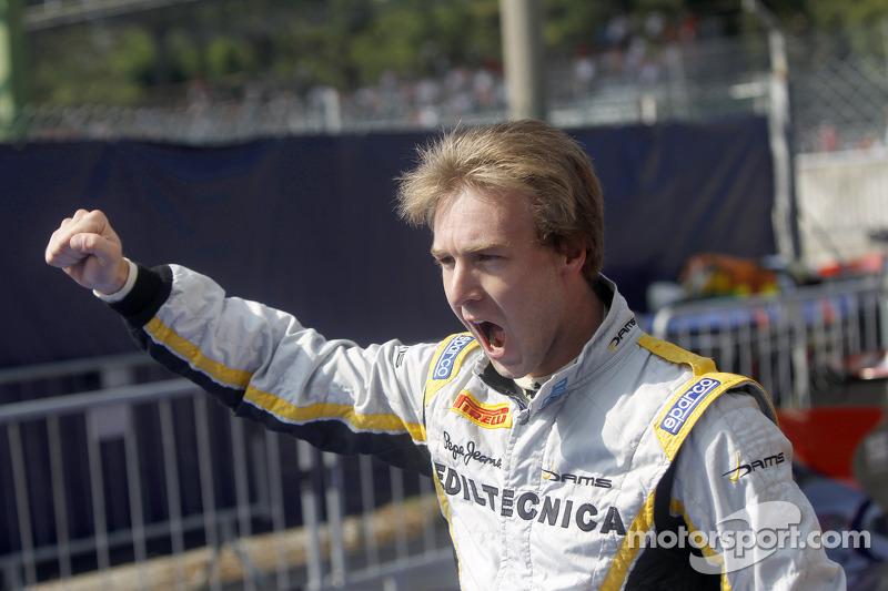 Jolyon Palmer looks to end GP2 season on a high in Singapore