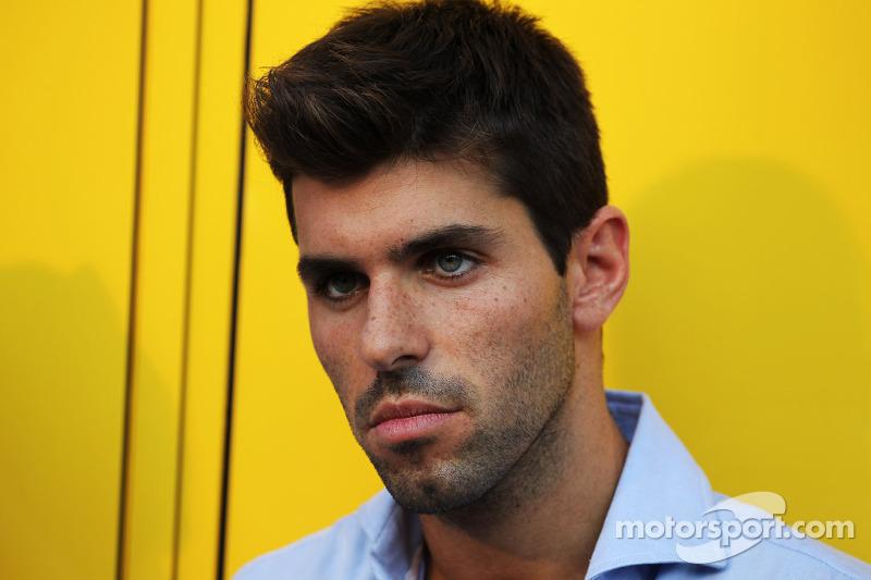 Alguersuari hints 2013 team to be Sauber or Force India