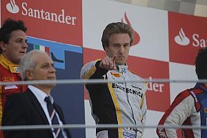 Formula 1 Rumor GP2 champion Valsecchi eyes move to F1