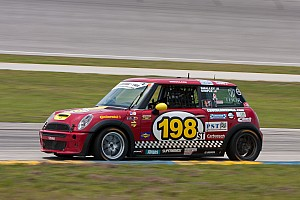 Grand-Am Preview RSR to race MINI Cooper S  in ST Class for the final time at Lime Rock
