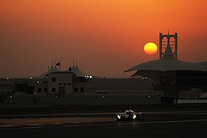 WEC Qualifying report Second-row start for Toyota Racing in Bahrain