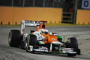 Formula 1 Rumor Nationality played against di Resta for McLaren seat