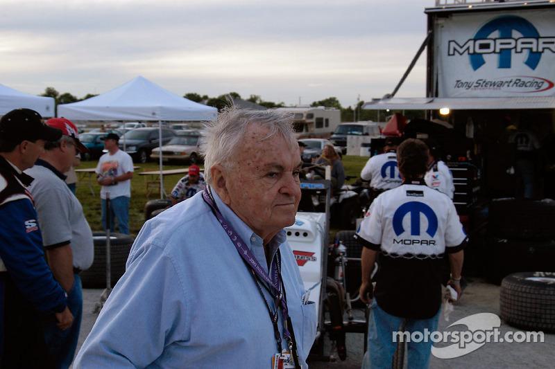 Chris Economaki: The dean of American motorsports journalists