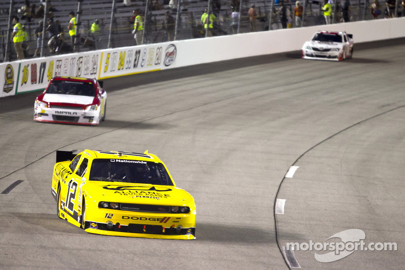 Dodge NASCAR Nationwide Series Final Race Quotes - Dover