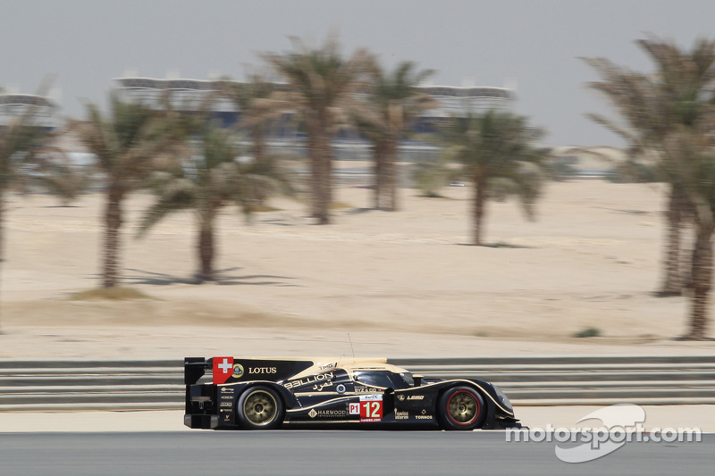 Rebellion Racing reinforces its lead with a double podium at Bahrain