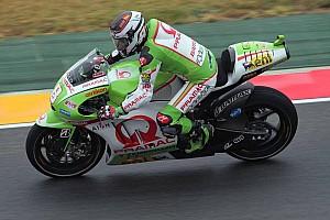 MotoGP Race report Barberà ends up 12th at the Gran Premio de Aragon