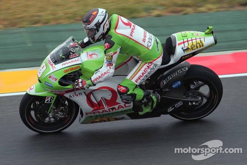 Barberà ends up 12th at the Gran Premio de Aragon