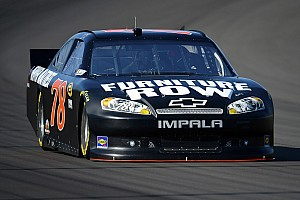 NASCAR Cup Race report Smith hangs tough and finishes 17th at Dover
