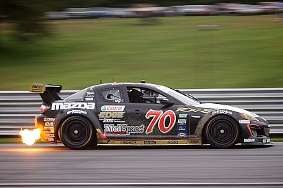 SpeedSource Mazda RX-8 GT caps a five year career at Lime Rock Park