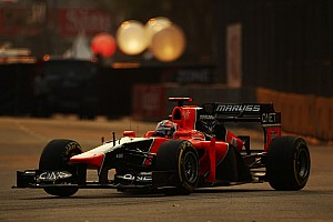 Formula 1 Preview Marussia enjoy the Suzuka experience