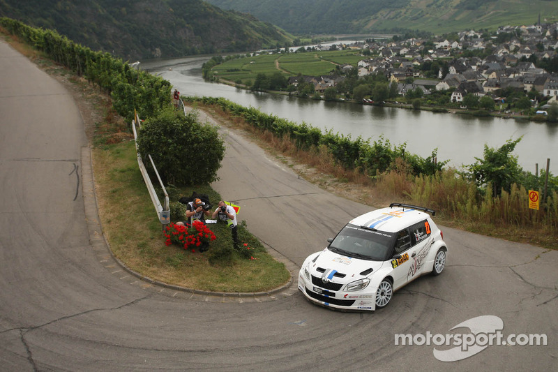 Rally France: Volkswagen driver Ogier in front of home crowd
