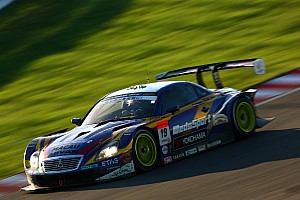 Super GT Race report Andre Couto achieves two consecutive podium finish at Autopolis
