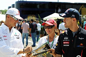 Formula 1 Breaking news Vettel hopes Schumacher finds new F1 seat