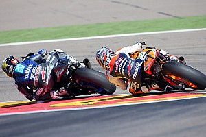 MotoGP Analysis Bridgestone's Aoki reflects on Aragon Grand Prix