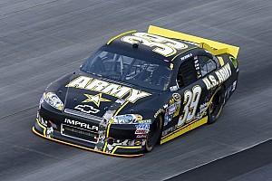 NASCAR Cup Preview Ryan Newman not giving up at Talladega