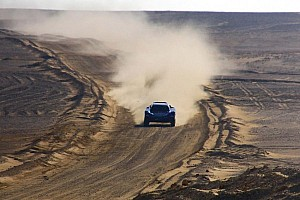 Cross-Country Rally Breaking news Schlesser excluded from the Pharaons Rally