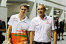 McLaren also considered Force India drivers - Whitmarsh