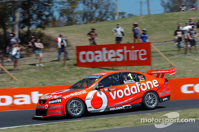 Whincup scores first Bathurst front-row start