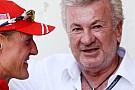 Weber criticises Merc over Schu retirement