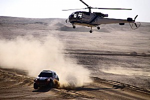 Cross-Country Rally Stage report Joan Barreda and Khalifa Al-Mutawei/Andreas Schulz, winners in Pharaons Rally