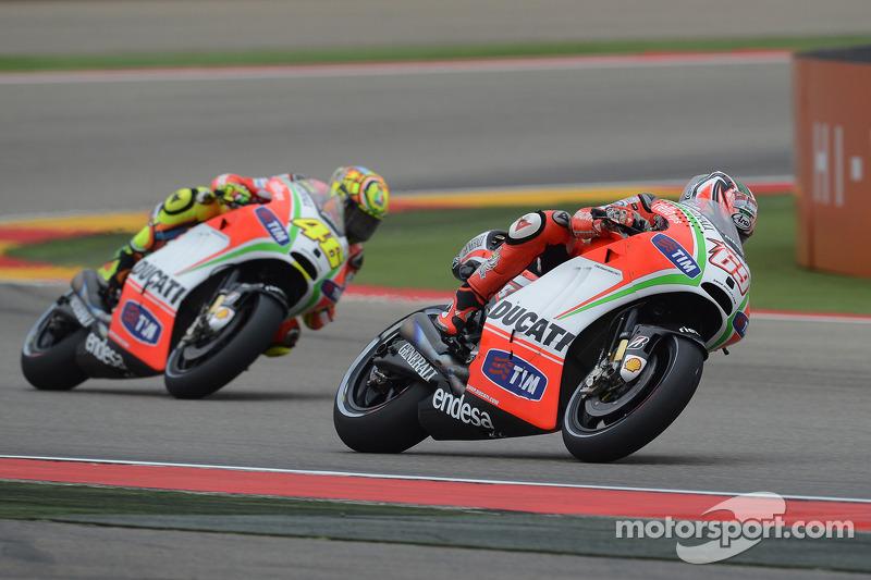 Ducati Team hopes to continue good record at Motegi