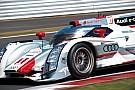 Audi R18 e-tron quattro fastest on Friday in Fuji