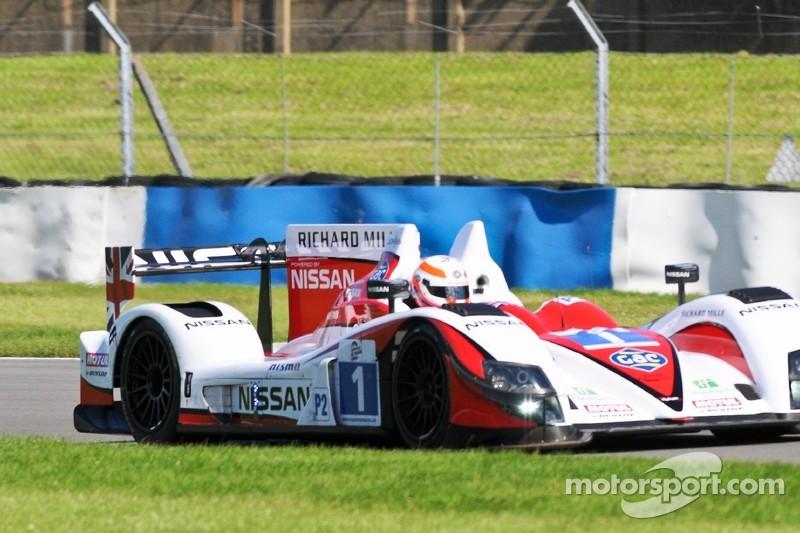 Nissan takes on Petit Le Mans at Road Atlanta