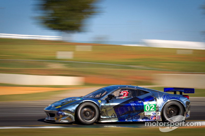 Guy Cosmo ready for battle at 15th running of Petit Le Mans