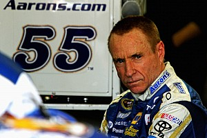 NASCAR Cup Preview Mark Martin ready for Kansas Speedway recalls area racing legend Larry Phillips
