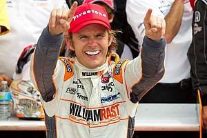 IndyCar Commentary Oh, Danny Boy…. Wheldon's death one year later