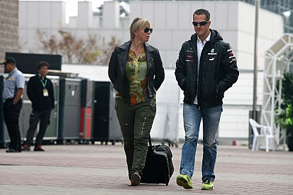 Schumacher to remain a 'jet-setter' in 2013