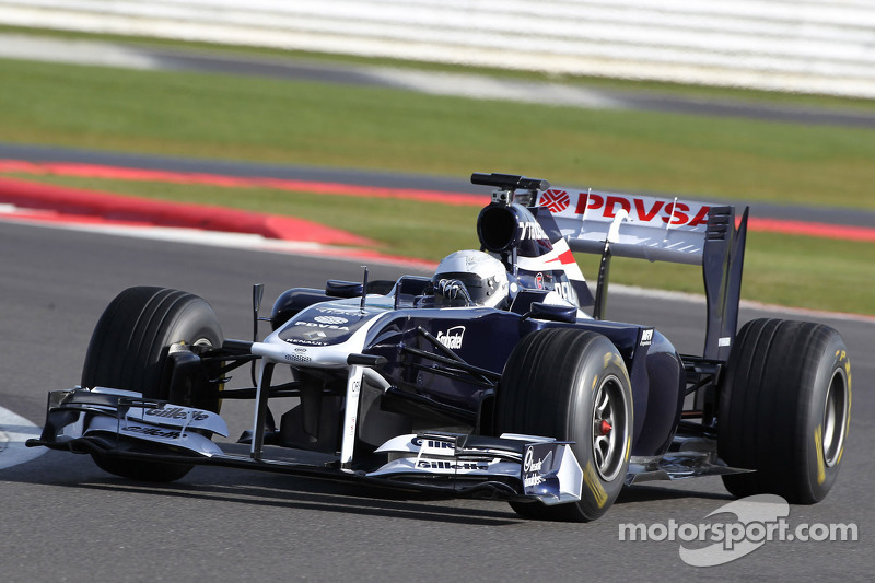 Susie Wolff hopes for more F1 testing