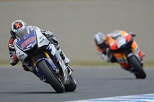 MotoGP Preview Bridgestone prepared for high temperatures at Sepang