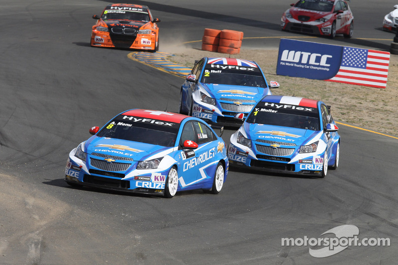 Another triple podium for Chevrolet in Japan