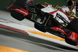 Formula 1 Rumor Karthikeyan denies considering Indycar switch