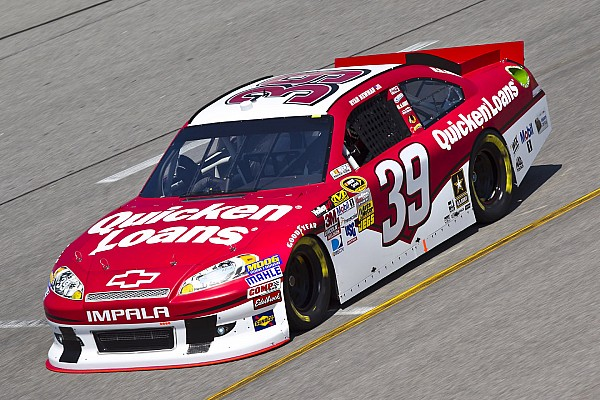 Newman and crew chief Borland together again beginning at Martinsville