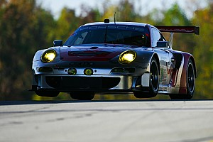 ALMS Breaking news Flying Lizard statement on Porsche 911 GT3 RSR transition announcement