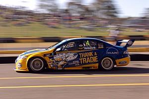 Supercars Preview IRWIN Racing make the long haul to Abu Dhabi